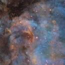 Carina Nebula - Crop 1,                                Ignacio Diaz Bobillo
