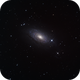 Sunflower Galaxy (M63),                                Johnnyboy1104