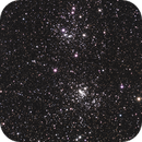Double Cluster NGC 869 AND NGC 884,                                ScottBrabec
