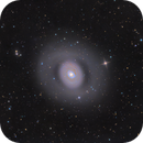 M94 - The Cat's Eye Galaxy,                                Julian Shroff