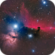 The horsehead nebula (B33) and it's surroundings,                                Sven Hoffmann