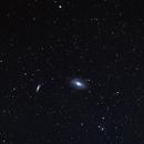 M81 Bodes Galaxy & M82 Cigar Galaxy,                                Derek Ford
