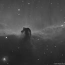 IC 434 in Ha Horse Head Nebula,                                Themis Karteris