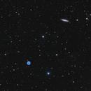 M97 & M108 HaO3LRGB,                                Sergiy_Vakulenko