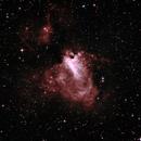 M17 Omega Nebula 07-07-2020,                                Wagner