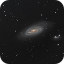 M90 LRGB April/May 2021,                                Geof Lewis