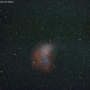 ugc10822 galassia satellite della via lattea                                   distanza 2 milioni 5.400 A.L.,                                Carlo Colombo