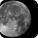 Mars meets the Moon again,                                Roberto Colombari
