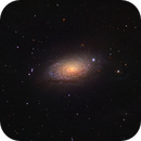 Sunflower galaxy,                                wimvb