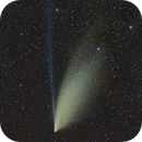 Comet C/2020 F3 NEOWISE (II),                                Máximo Bustamante