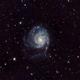 Galassia Girandola (nota anche come M 101, o NGC 5457),                                Diego Squillaci