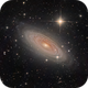 NGC 2841 (Reprocessed),                                KuriousGeorge