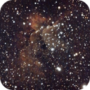NGC 7380 - The Wizard Nebula,                                Enol Matilla
