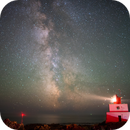 Ucluelet BC, Milky Way,                                privateer