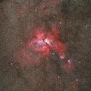 Eta Carinae nebula,                                Byoungjun Jeong