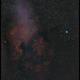 The North America and Pelican Nebula,                                Dominique Callant