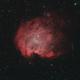 NGC2174 HOO,                                Bernd Steiner