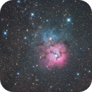 M20 - the Trifid,                                Gianni Cerrato