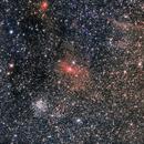 NGC 7635 - Bubble Nebula,                                Roberto Ferrero