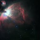 Orion Nebula,                                Petros Pissias