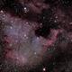 North America Nebula - NGC 7000,                                Valentin Thélier