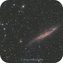 NGC 4945,                                Diego Colonnello