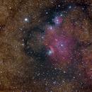 ngc6559 dark skies,                                PeteMerrick