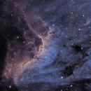 IC 5070 - Pelican Nebula,                                barrabclaw