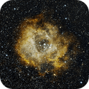 NGC 2244,                                André Wiget