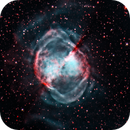 The Dumbell Nebula Narrowband,                                Don Curry
