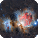 M 42 Orion Nebula,                                Txema Asensio