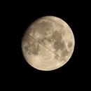 International Space Station Lunar Transit,                                Die Launische Diva