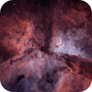 Carina nebula,                                marianofe