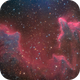 The Ghost of Cassiopeia (gamma Cas nebula),                                  xordi