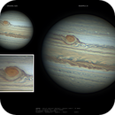 Jupiter and the GRS,                                Lucas Magalhães