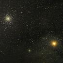 M4, Al Niyat and Antares - Wide Field,                                Harold Freckhaus