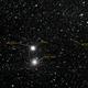 NGC 6441 field. Star G Sco, Planetary nebula PK-353-4.1, var. Star gg Sco, Globular cluster NGC 6441,                                Jesús Piñeiro V.