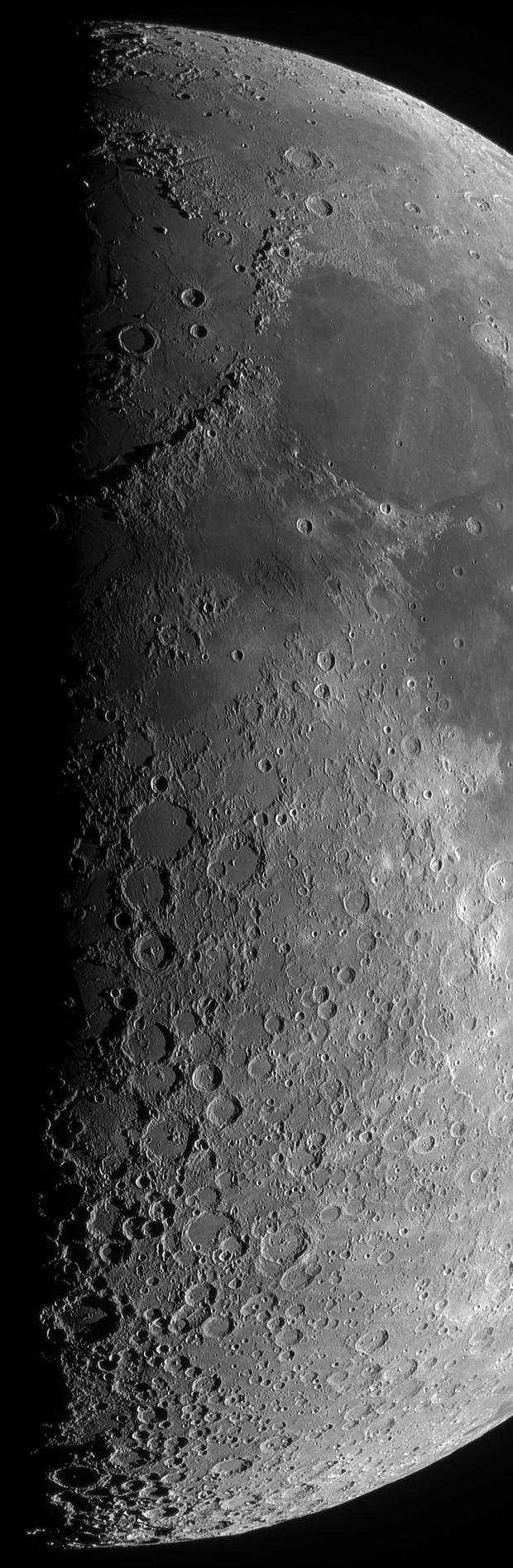 Treasures of the Central Lunar Meridian,                                Przemysław Majewski & teleskopy.pl