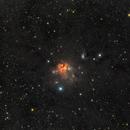 NGC 1579 Northern Trifid,                                Cheman