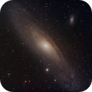 M31 -- Andromeda Galaxy,                                Richard Beck