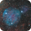 PaRasMoMi-1 Large Bubble Nebula in Monoceros  - New Discovery!!!,                                Patrick Dufour