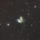 NGC 4038 & 4039,                                Mark Sansom