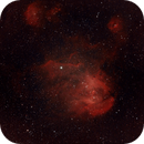 NGC3766 Pearl Cluster + IC2944 Running Chicken Nebula,                                Alexandre Oka Thomaz Cordeiro