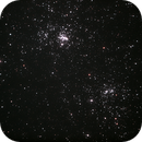 Double Cluster (Caldwell 14),                                John Kroon