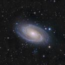 M81 - Bode's Galaxy,                                Spencer Hochstetler