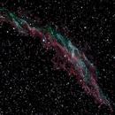 NGC 6992 Eastern Veil Nebula,                                Arturo Merchán