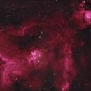 IC 1805 The Heart Nebula,                                equinoxx