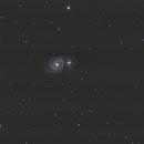M51 - The Whirlpool Galaxy,                                Nigel Beaumont