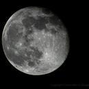 Waning Gibbous Moon,                                Gustavo Sánchez
