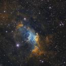 NGC7635,                                Bart Delsaert